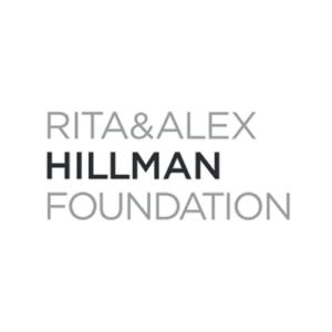 Rita and Alex Hillman Foundation Logo